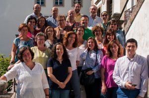 Participantes na AR